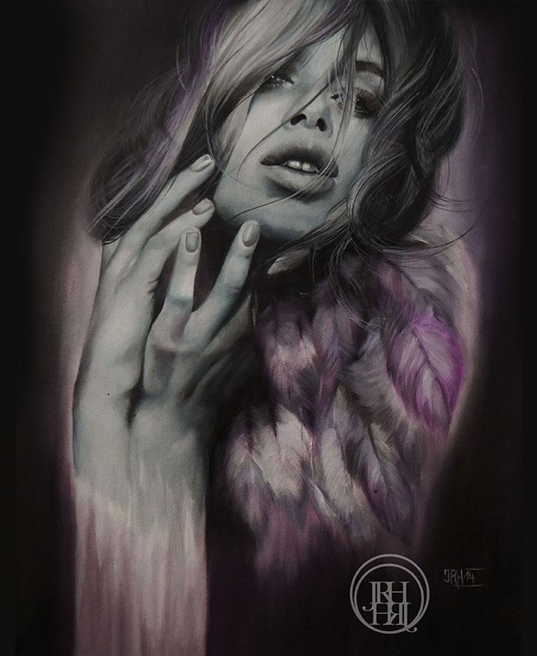 Jieny RH. | JRH. Gallery | Fine Art | Doutzen