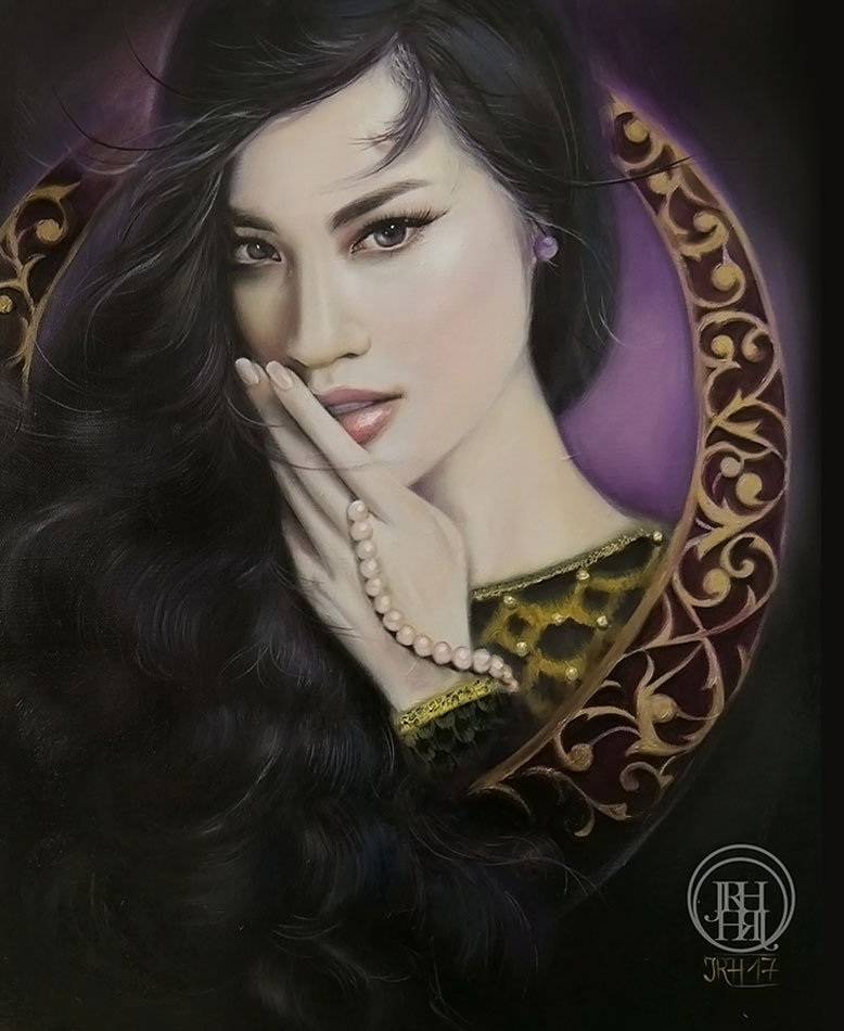 Jieny RH. | JRH. Gallery | Fine Art | Korean Beauty