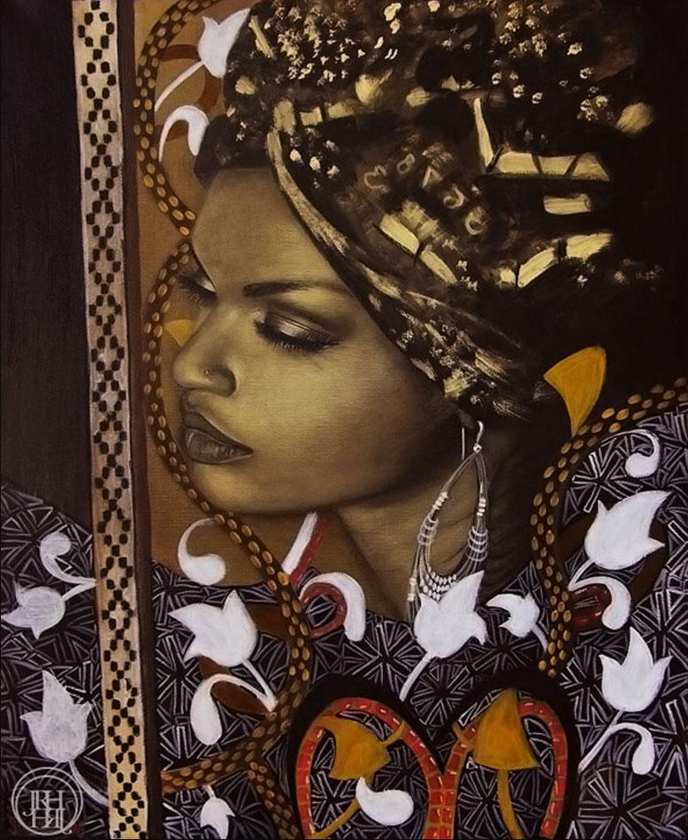 Jieny RH | JRH. Gallery | Fine Art | Venustas