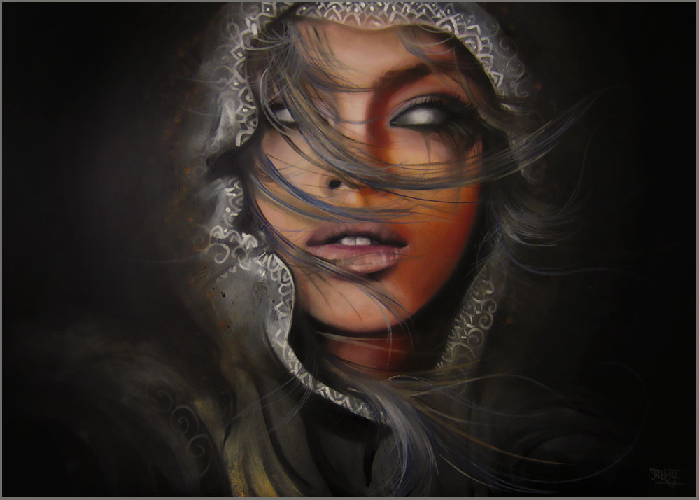 Jieny RH. | JRH. Gallery | Fine Art | Woman