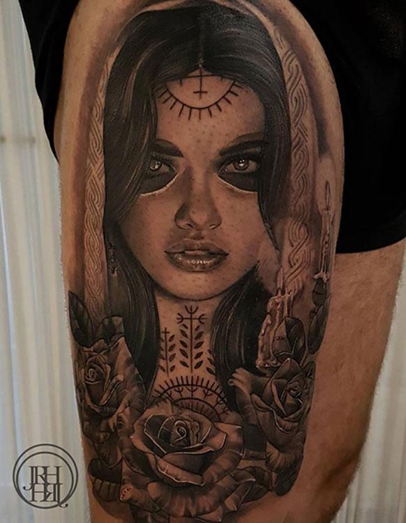 Jieny RH | Tattoo | Srbska